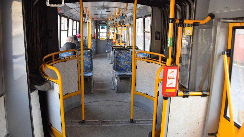 Kloubové trolejbusy typu 15 Tr v Ostravě končí