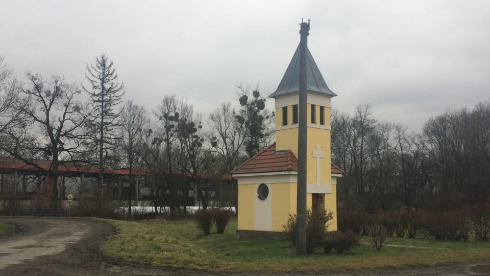Kaplička prošla před pár lety obnovou
