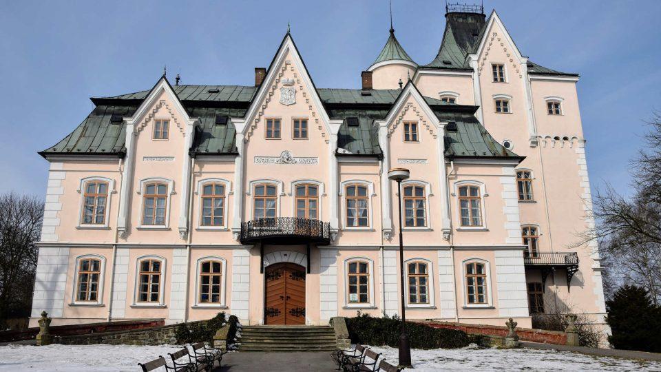 Nový zámek ve Studénce