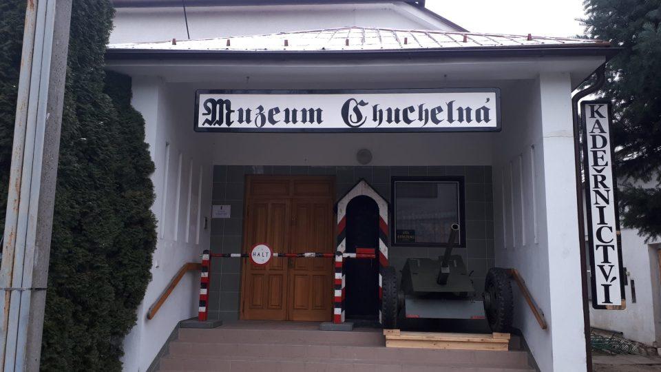 V budově, kdy býval obecní úřad v Chuchelné, vzniká muzeum