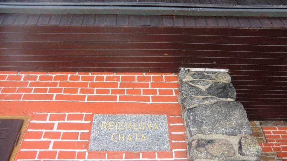 Raichlova chata pojmenovaná podle iniciátora stavby