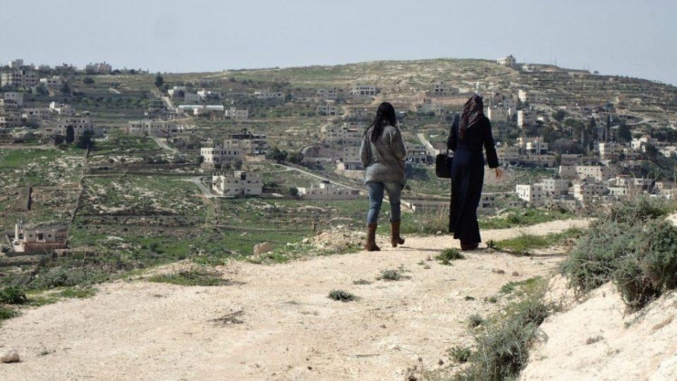 Západní břeh Jordánu by měli turisté po Abrahamově stezce přejít asi za tři týdny
