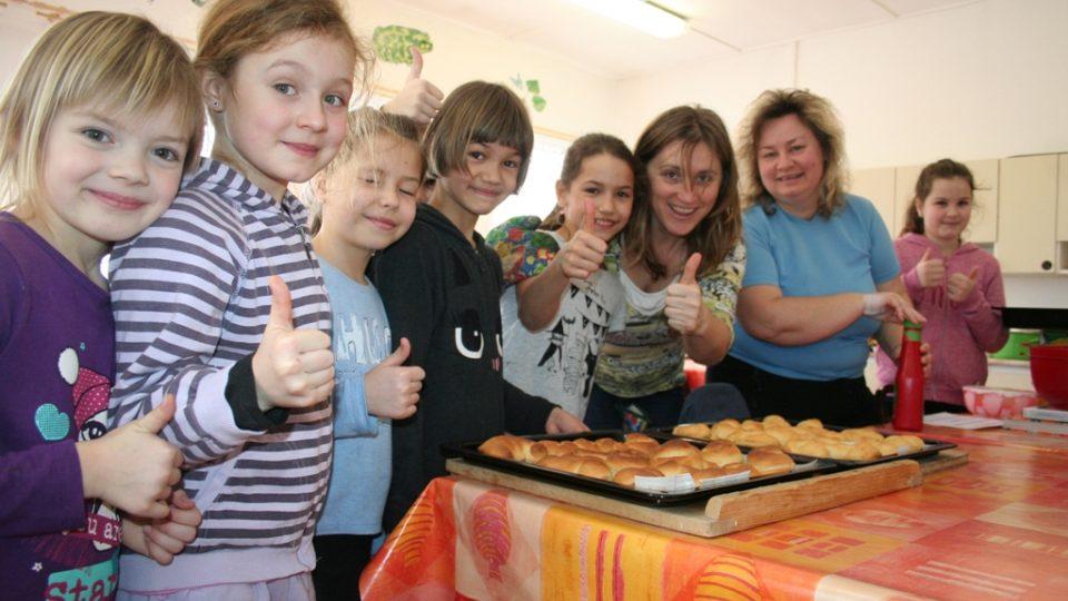 Nocování na Dřípatce nabídlo dětem z Prachatic zajímavý program na jarní prázdniny