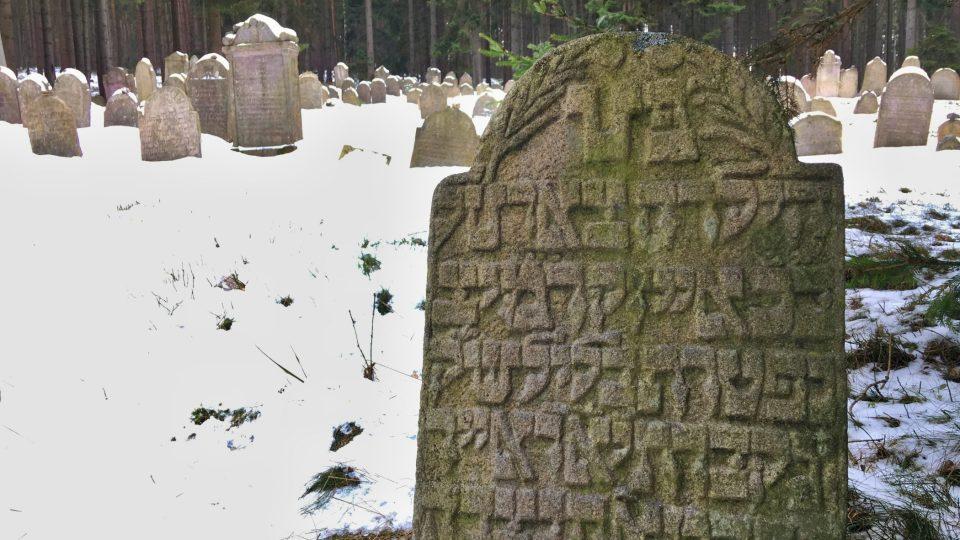 Jeden z nejstarších náhrobků