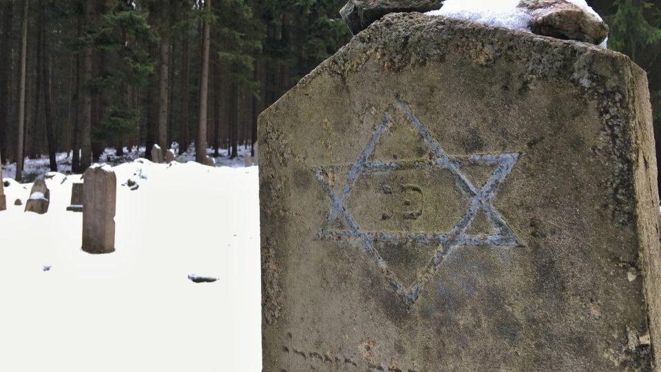 Židovský hřbitov na Panském vrchu
