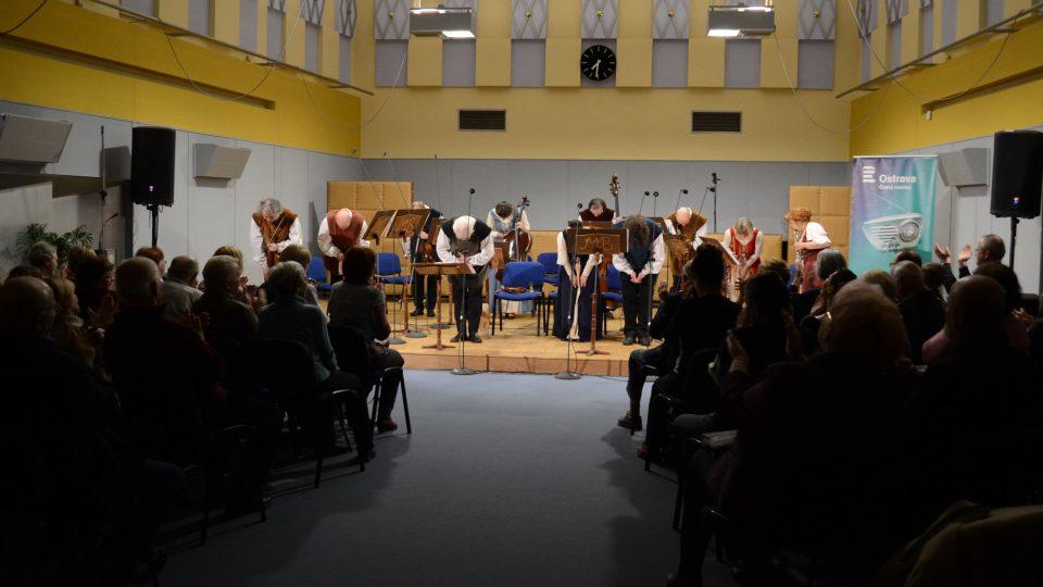 Musica Bohemica ve Studiu 1