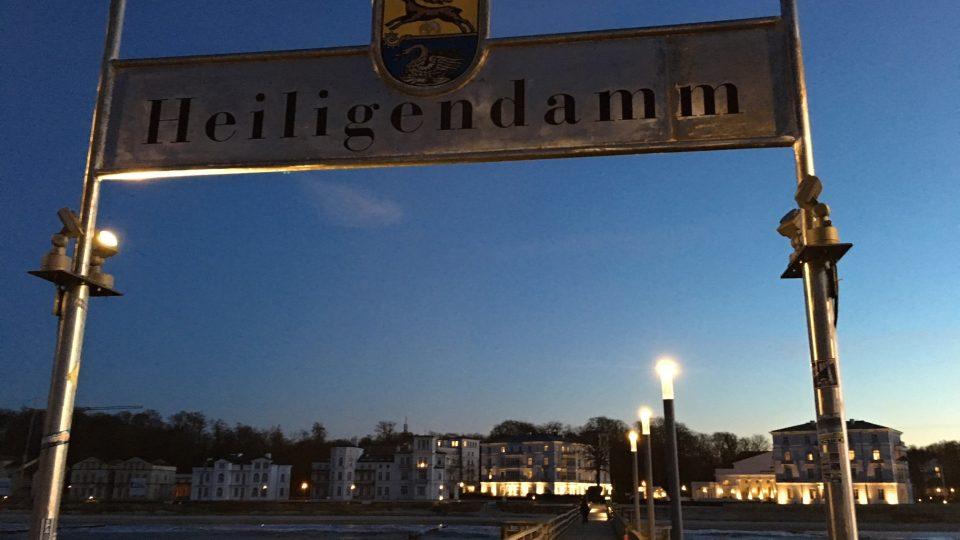 Z Heilligendammu se lázeňská myšlenka šířila nejen po Baltském pobřeží, ale i dál k Severnímu moři