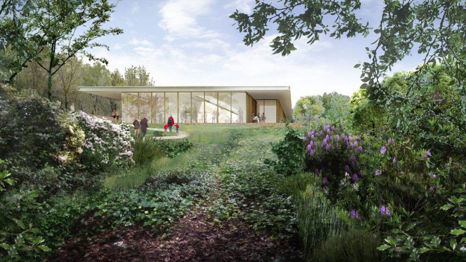 Budoucí podoba Strawberry Fields. Postavit repliku původního viktoriánského paláce by bylo obtížné a drahé