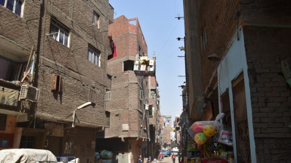 Odpadkový byznys živí v Káhiře celých sedm čtvrtí