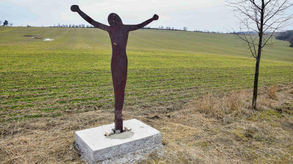 Křížová cesta u Bílovce