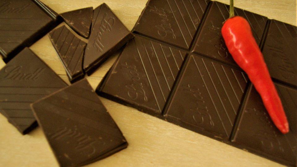Chilli přidávali do čokolády už Mayové a Aztékové