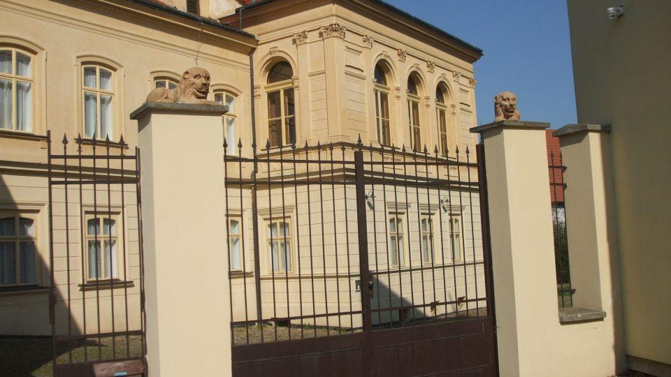 Křížova vila Žatec
