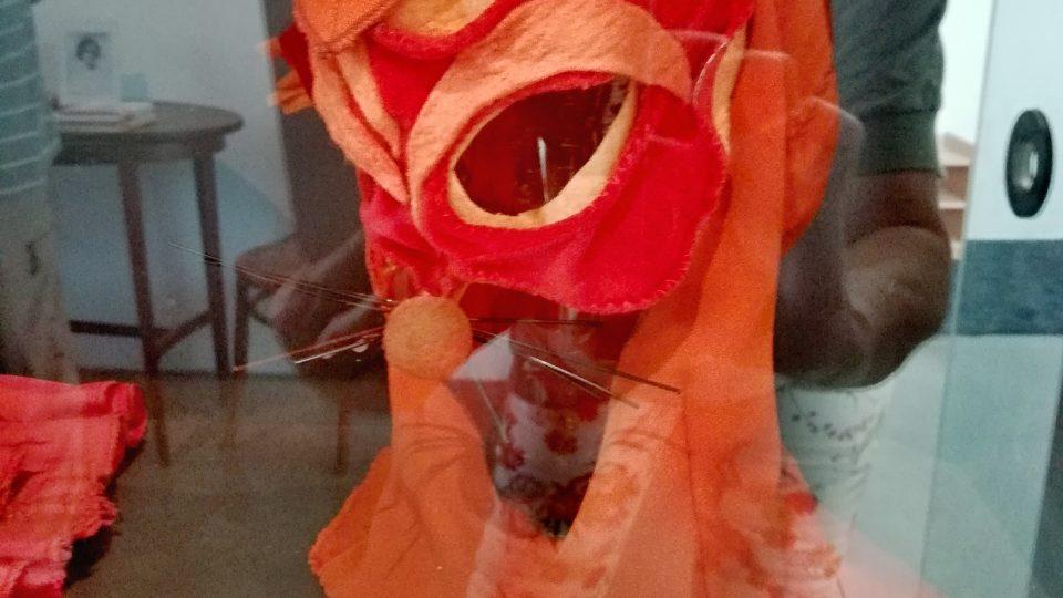 Jeden z prvních kostýmů Lišky Bystroušky