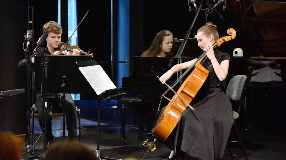 Koncert laureátů Concertino Praga 2018, 7. června 2018