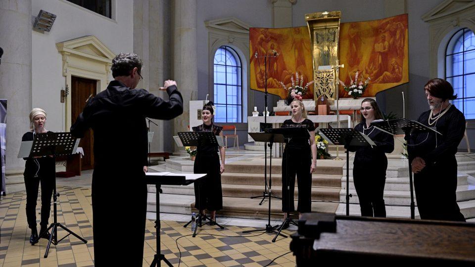 Hlasy v katedrále, festival Ostravské dny, 24. srpna 2021