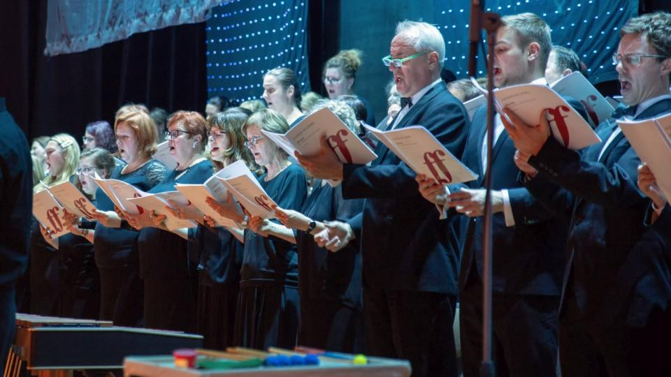 Závěrečný koncert festivalu Hudební fórum Hradec Králové