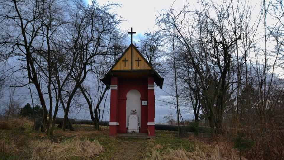 Kaple v Karviné