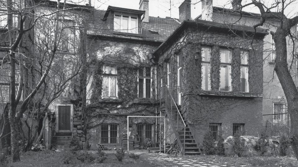 Adolf Loos: adaptace a přístavba domu Karla Herolda, 1910, Brno, Jiráskova 26