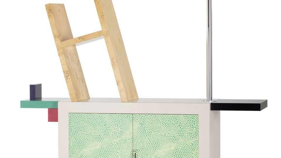 Ettore Sottsass, sideboard »Beverly«, 1981