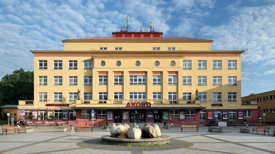 Ostrava – Zábřeh, dům kultury Akord