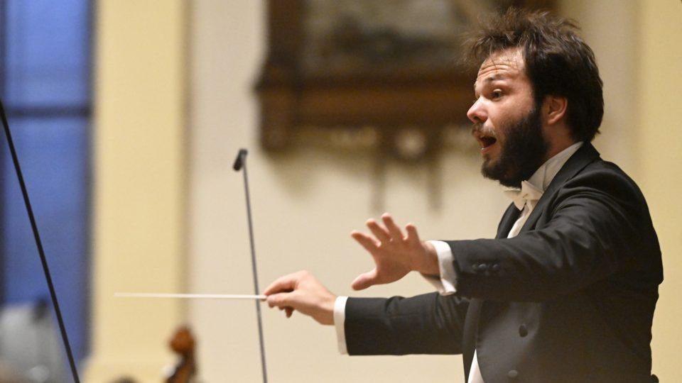 Beethoven 250: Kristus na hoře Olivetské, diriguje Petr Popelka