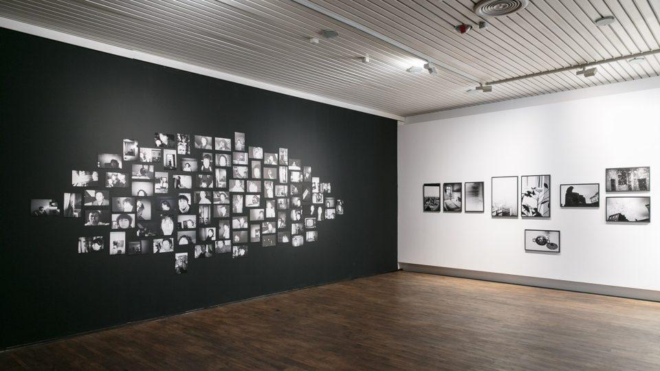 Výstava Libuše Jarcovjáková: Černé roky. Berlínské deníky 1985–1990 (29. 9. 2018 - 22.11.2018)
