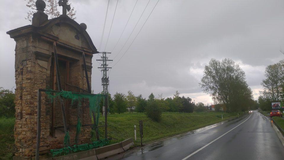 Kapli č. XII nechá ŘSD přestěhovat do klidnějšího místa
