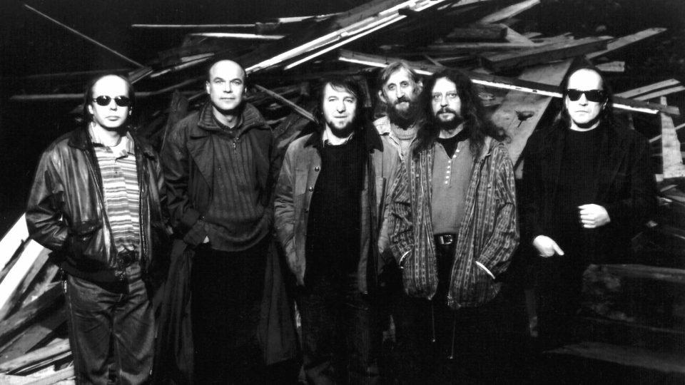 The Plastic People Of the Universe, Josef Karafiát, Jan Brabec, Josef Janíček, Vratislav Brabenec, Jiří Kabeš, Milan Mejla Hlavsa