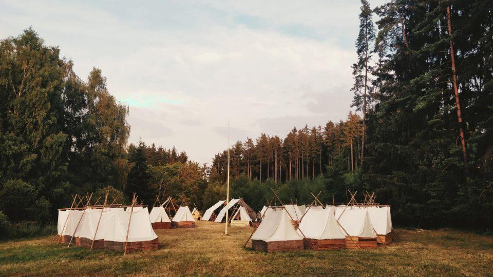 Skautský tábor | Junák – český skaut. 61. středisko Vítkov Praha
