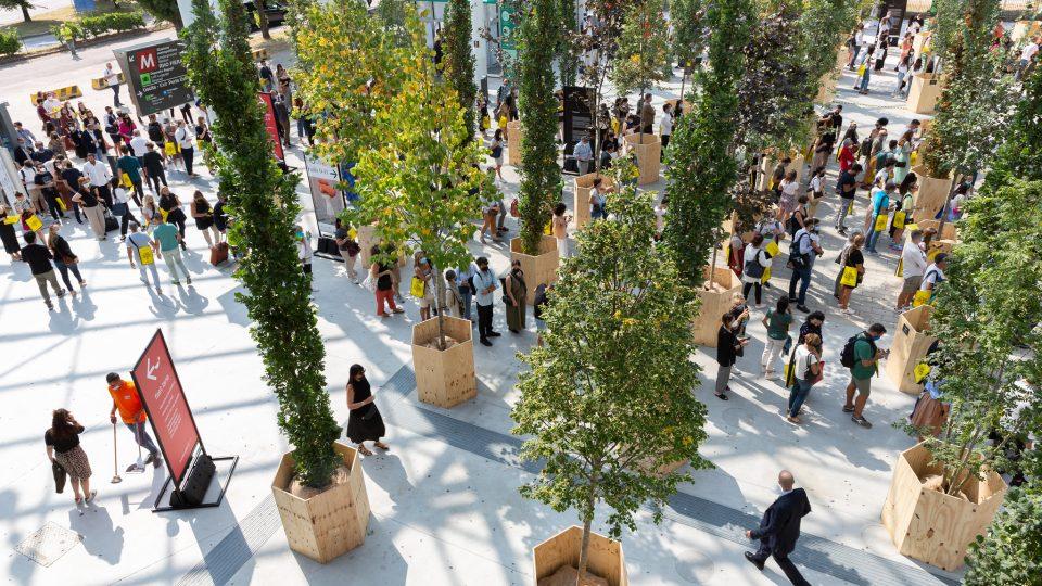 Salone del Mobile, Milano, 2021
