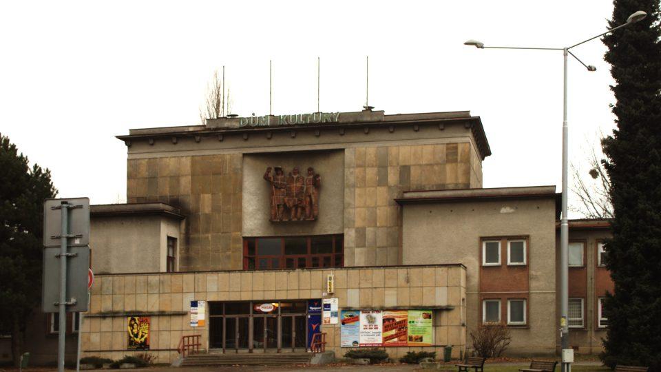 Dům kultury Poklad, Ostrava-Poruba
