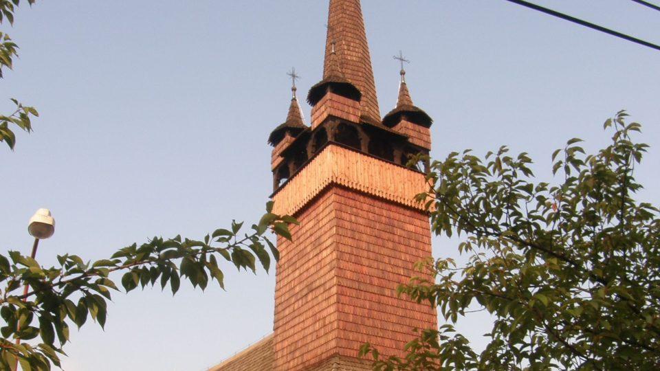 Kostel svaté Paraskevy v Blansku