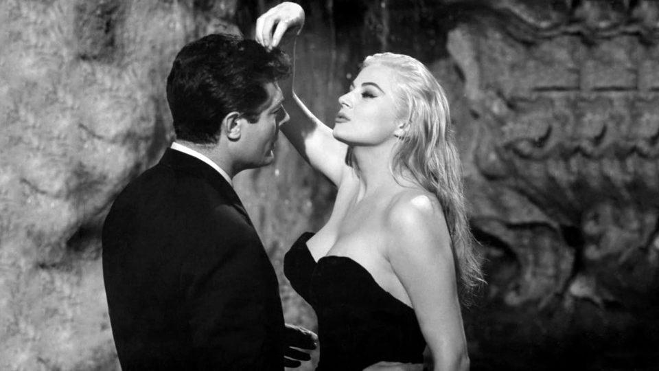Sladký život, režie Federico Fellini