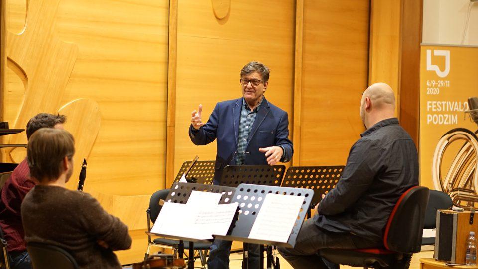 GENERACE – mezinárodní soutěž skladatelů do třiceti let, Jaromír Javůrek