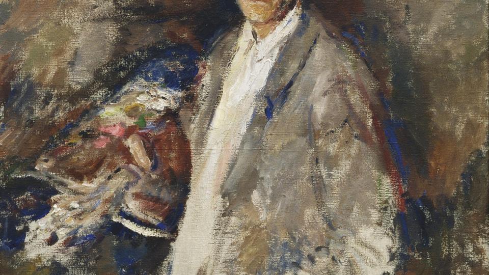 Jindřich Průcha, Autoportrét