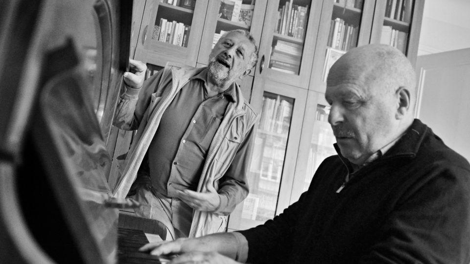 Jan Vodňanský, Petr Skoumal, 2011