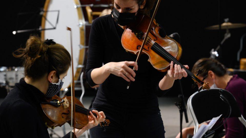 Orchestr BERG: Dvacítka životních příběhů v miniaturách dvaceti skladatelů a skladatelek