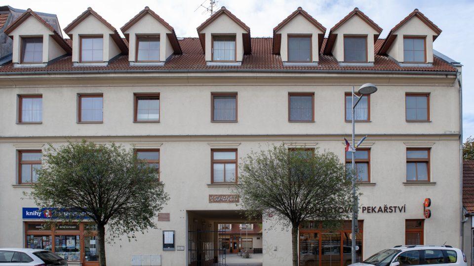 Dům u Diamantů v Čelákovicích