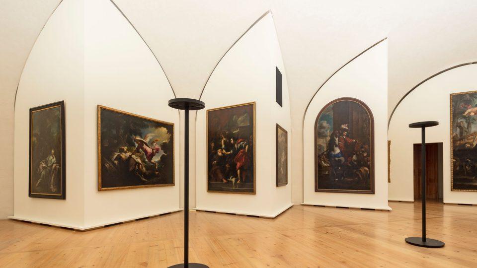 Staří mistři ve Schwarzenberském paláci