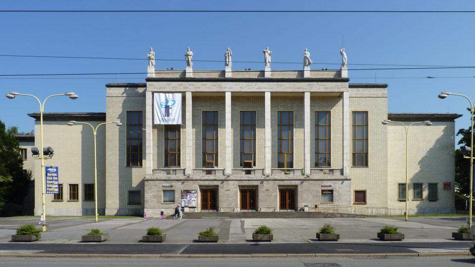 Dům kultury města Ostravy, Moravská Ostrava