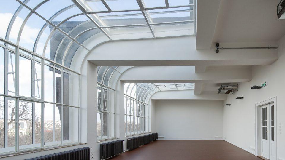 Škola architektury na pražské Letné, 2020