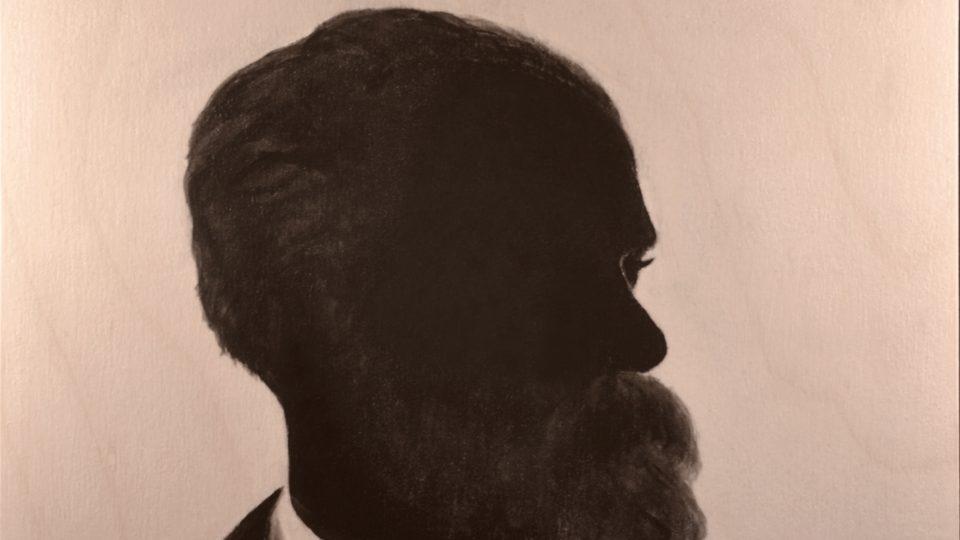 Antonín Dvořák, malířka Hana Shannon