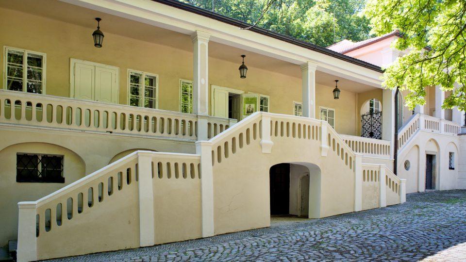 Pražská Bertramka, spojená s pobyty skladatele Wolfganga Amadea Mozarta, je od letošního ledna národní kulturní památkou.