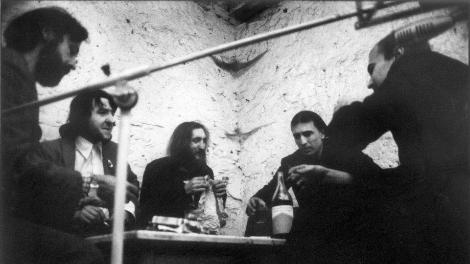 The Plastic People of The Universe 1979 koncert Nová víska, Pocta Ladislavu Klímovi - Jak bude po smrti