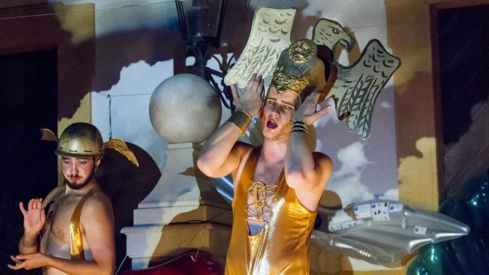 Opera La Psiché v podání souboru Ensemble Damian | Theatrum Kuks 2020