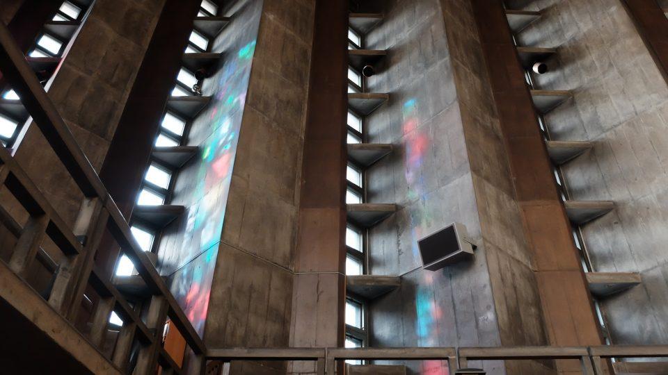 Kostel Sv. Anselma v Tokiu, architekt Antonín Raymond