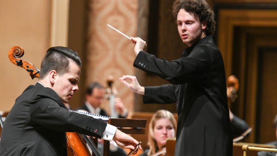 Interpretační soutěž Pražského jara. V oboru violoncello získal 2. cenu v roce 2018 Václav Petr z České republiky. První nebyla udělena