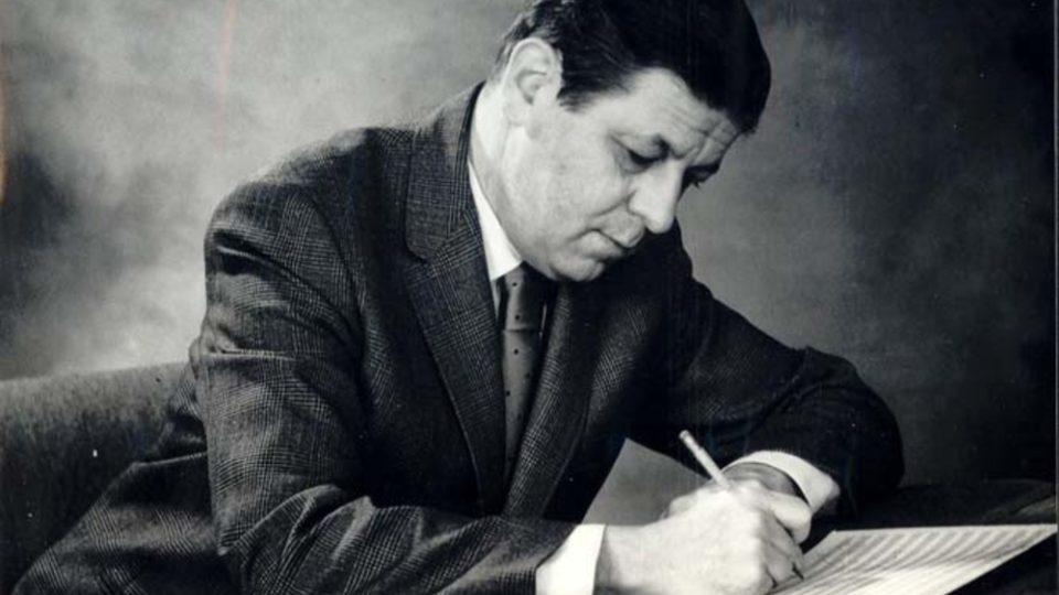 Oskar Morawetz, kanadský hudební skladatel českého původu