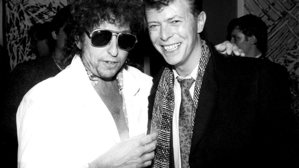 Bob Dylan a David Bowie