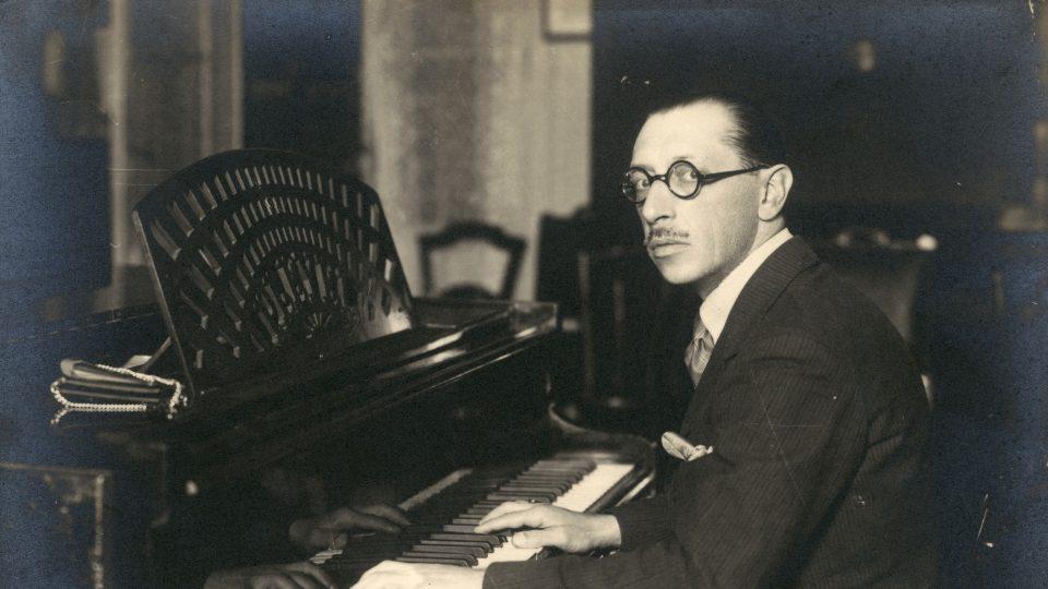 Igor Stravinský